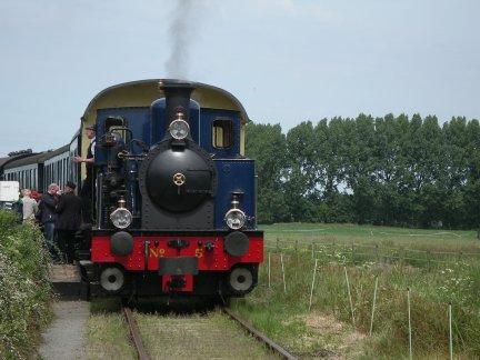 Vintage-trains